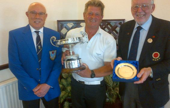 Jeremy Morgan (Longridge) Senior Champion 2013