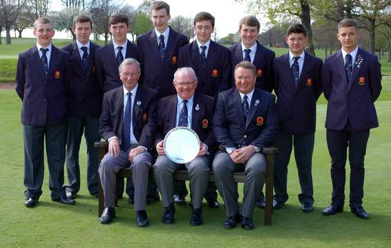 2014 Four Counties Champions