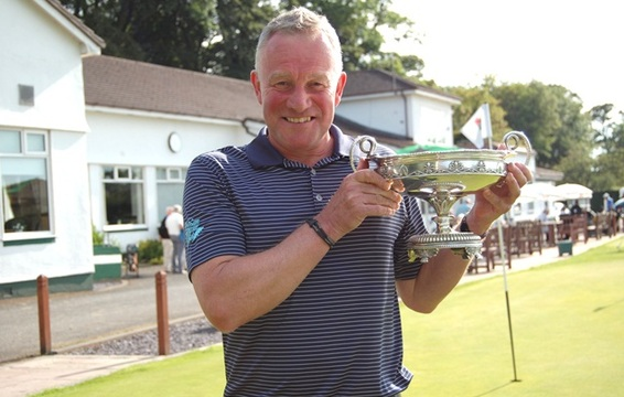 Tony Holt Senior Champion 2014