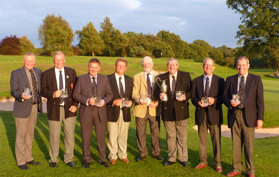 Lancashire Senior - Big 6 winners 2014 - 4th year running
