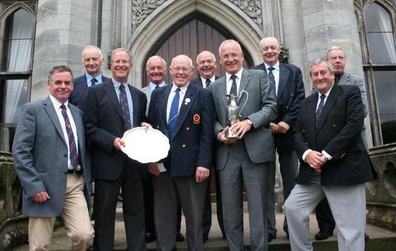 Lancashire Seniors Northern Counties Champions 2011 & 12