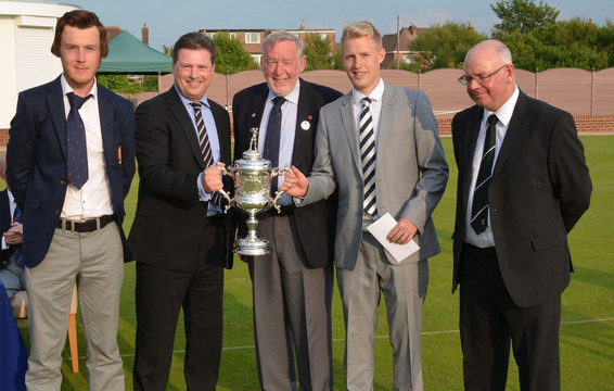 Hillside Golf Club Team Champions 2013
