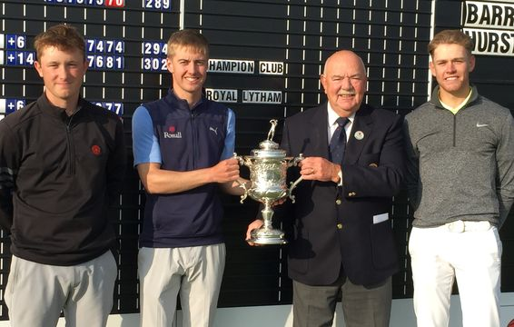 Champion Club 2019 - Royal Lytham & St Annes