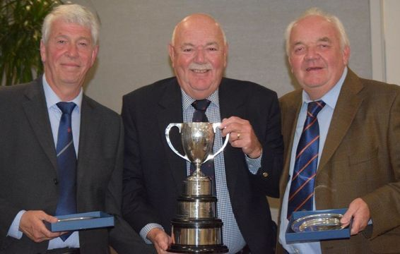 Alan Caddick & David Ross - Bell Trophy 2019