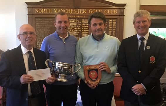 Scratch Foursomes Champions - Pleasington Golf Club