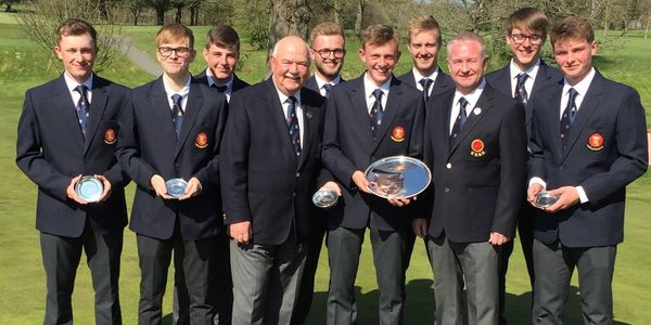 Lancashire Boys Four Counties Champions 2019