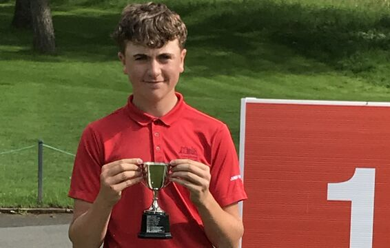 2020 Under 16 Champion - Will McGhie